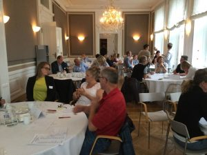 160614 Foto fra feedback workshop 14 jun 2016